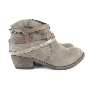 NEW Jellypop Evens Ankle Boots Women's size 6